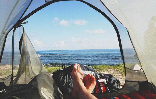 camping tente saint tropez